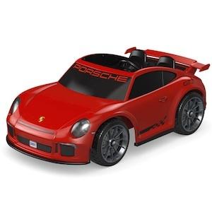 Power Wheels CDD15 Red Porsche 911 GT3 Parts