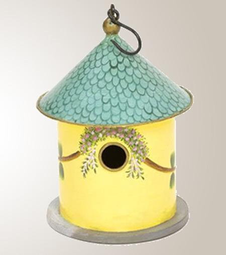 Wild Bird Houses & Nesting