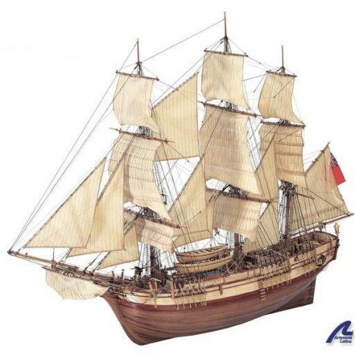 Wooden Ship & Boat Models