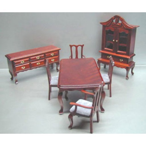 "1"" Scale DINING ROOM FURNITURE"