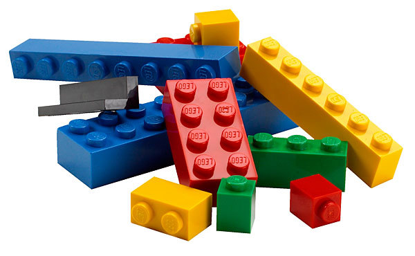 LEGO - building bricks