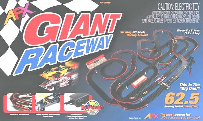 HO SCALE Slot Car Racing