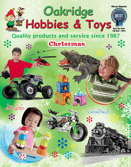 HOLIDAY TOY CATALOG - This year's Holiday showcase