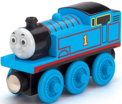 TRAINS - Wooden Railway - Thomas the Tank Engine