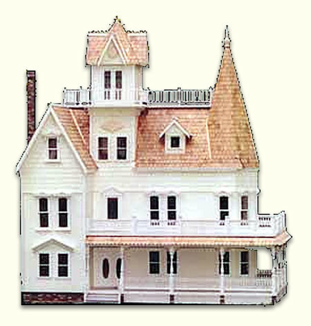 1 Inch Scale DOLLHOUSE