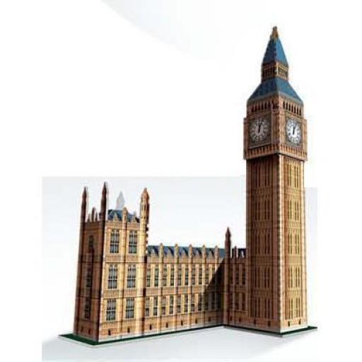3-D Jigsaw Puzzles - Famous Buildings & Landmarks