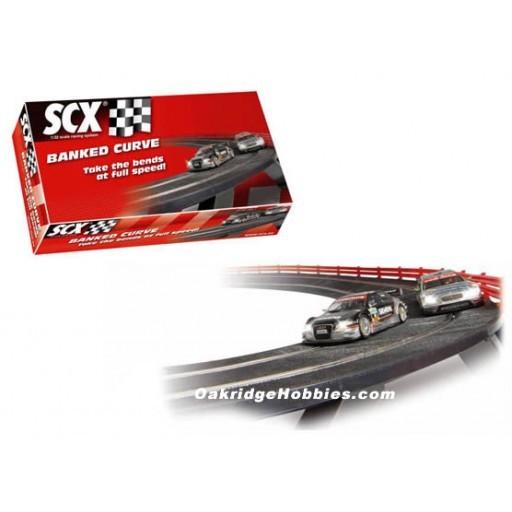 SCX - ANALOG Slot Car Track & Accessories