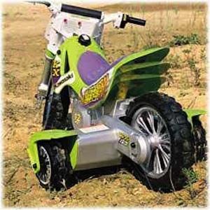 Power Wheels 73600 KX125 Kawasaki Dirt Bike Parts
