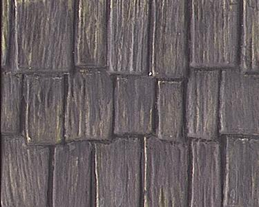 G SCALE Roofing & Siding (Plastic Patterned Sheet)