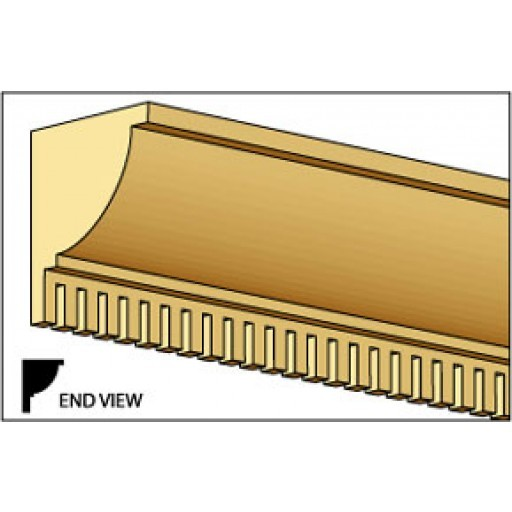 NORTHEASTERN Basswood Scale Moulding, Dowel & Trim
