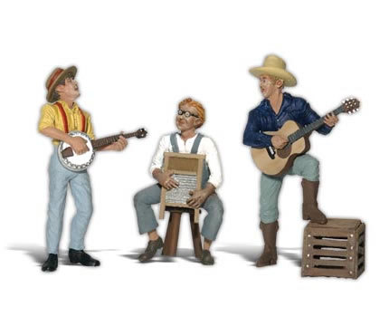 HO Scale FIGURES (People and Animals)