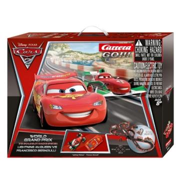 1:43 Scale Slot Car Racing
