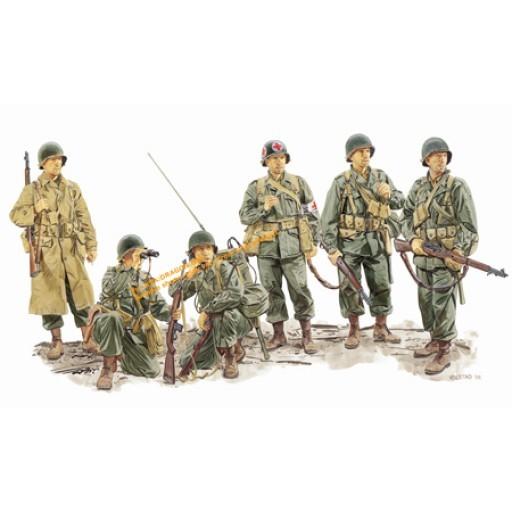 Military Figure Models