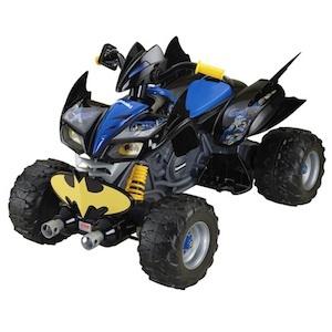 Power Wheels CDD22 DC Kawasaki Batman ATV Parts