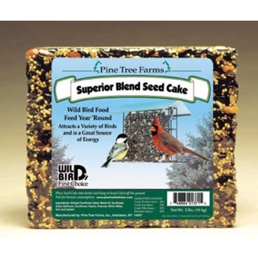Bird Food - Suet, Cakes and Plugs