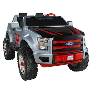 Power Wheels CDF54 Ford F-150 Extreme Sport Parts