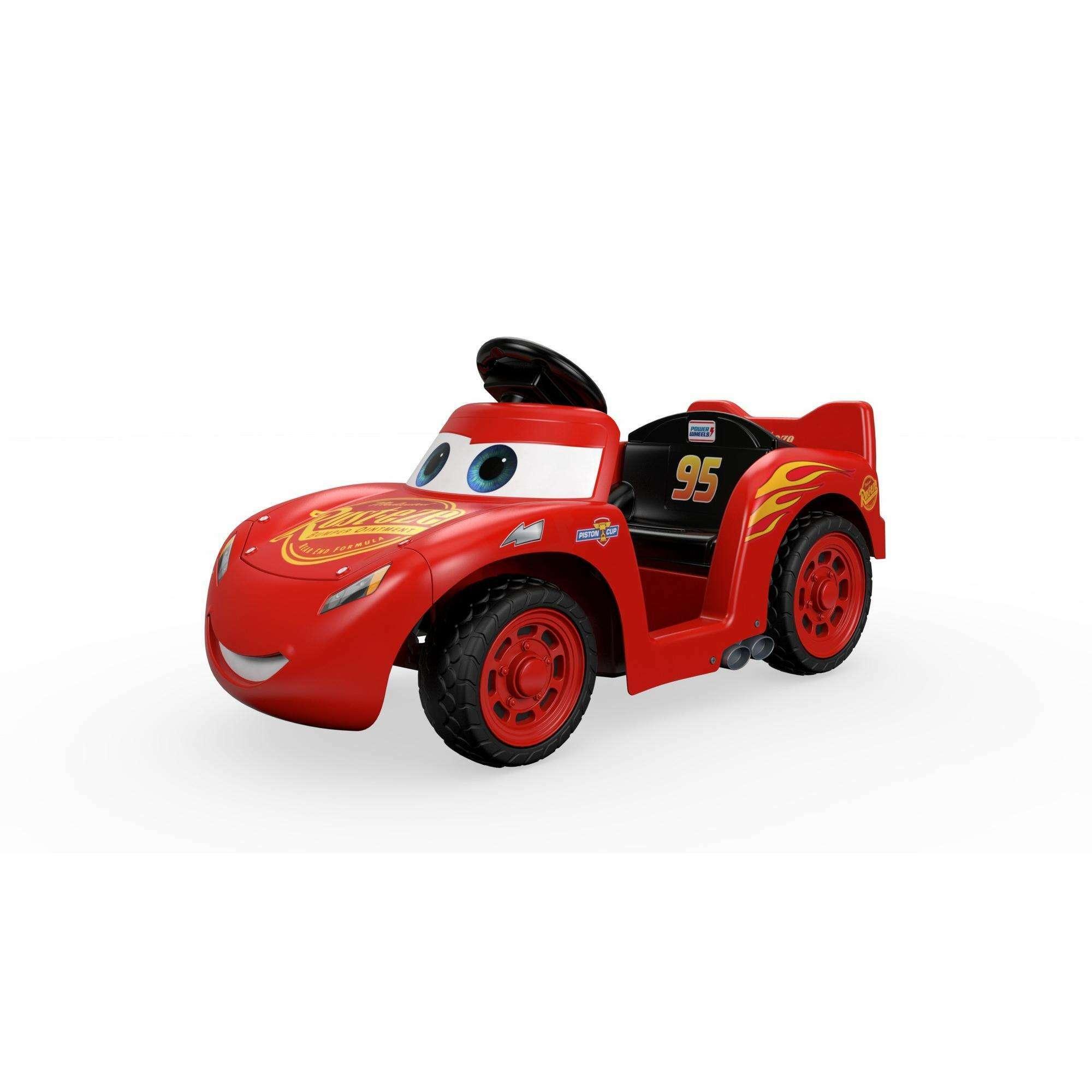 Lil Lightning McQueen (Blue Battery)