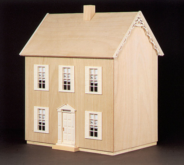 "1"" Scale ASSEMBLED DOLLHOUSES"