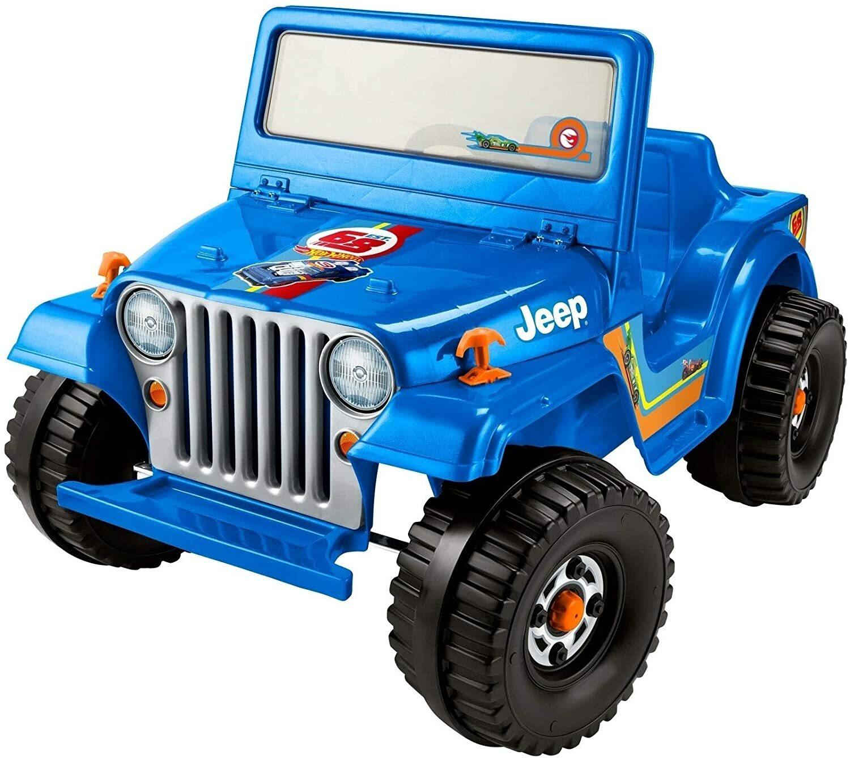Preschool Jeep (6V)