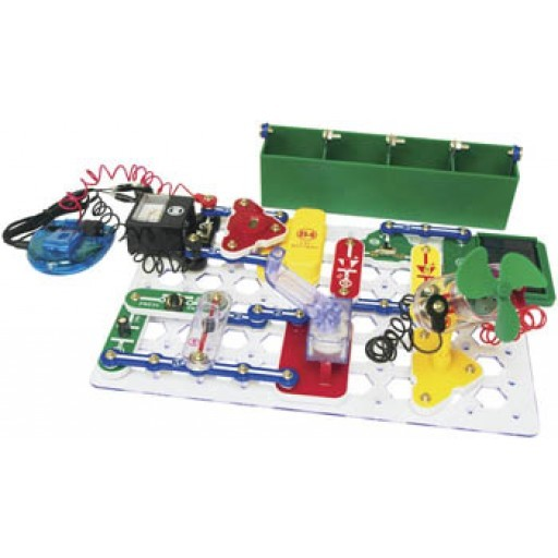 Electricity, Magnetism, Electronics, Snap Circuits