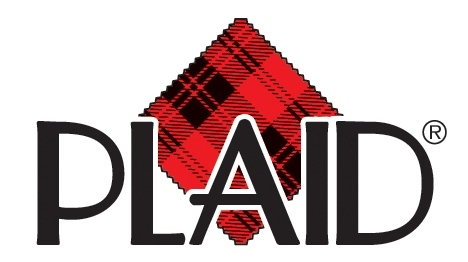 PLAID (no blending) Paint By Number Craft Kits