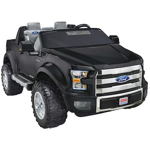 Power Wheels BJM25 Ford F-150 Replacement Parts