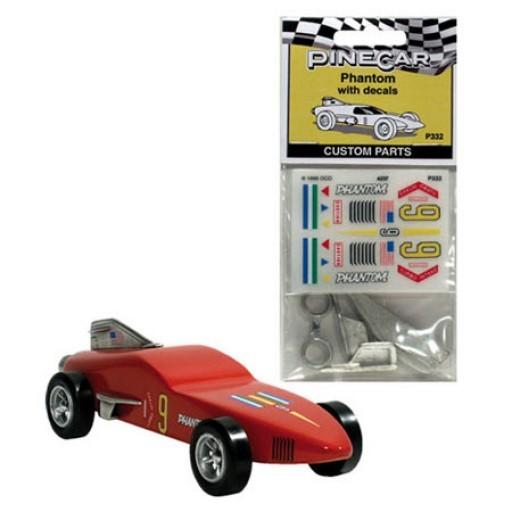 PINECAR, Pinewood Derby Car Kits & Racing Supplies