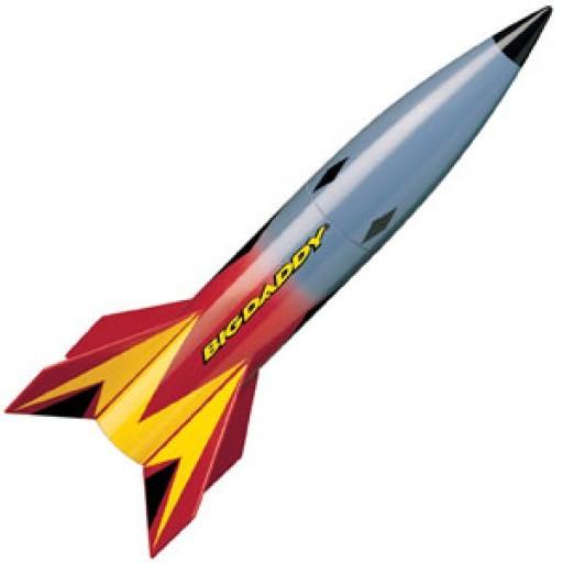 Estes Model Rockets - Skill Level 3 Kits
