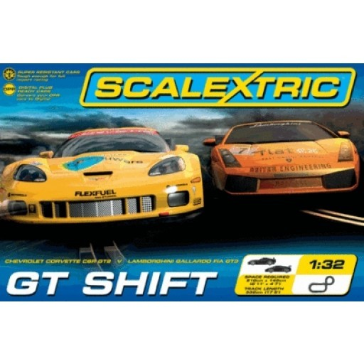 SCALEXTRIC - ANALOG Traditional Slot Car Race Sets