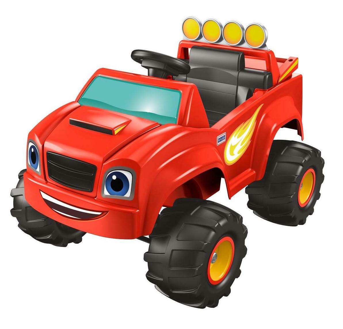 Blaze Monster Truck (6V)