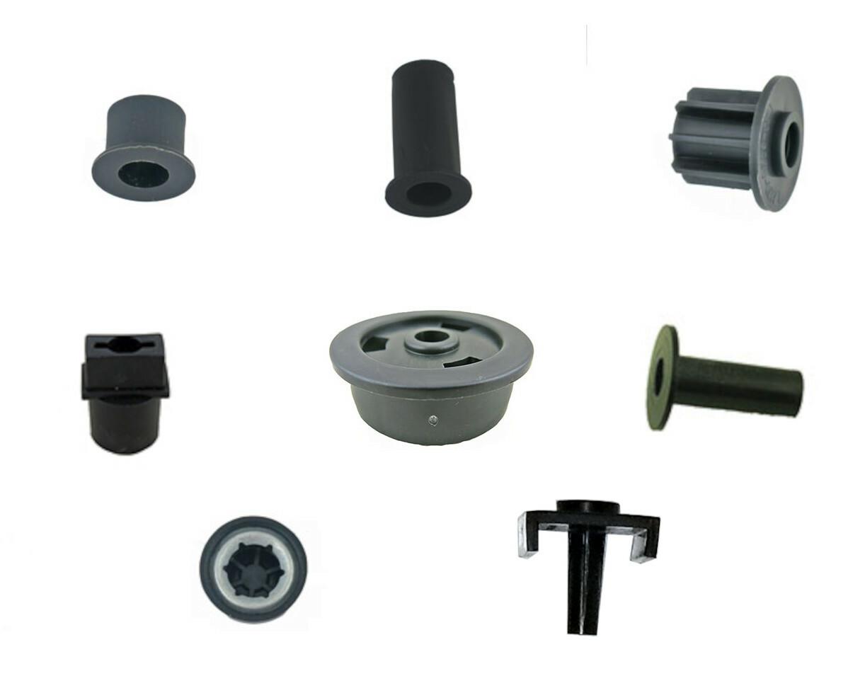 Cap Nuts, Bushings & Hardware
