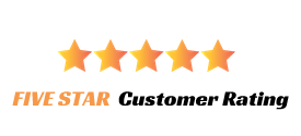 5 STAR Review Rated Merchant. 98% of all customer reviews are 5 Star rated