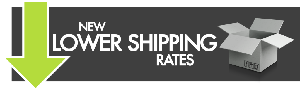 New Lower Shipping Rates. We have cheaper shipping rates, for the same USPS FedEX, UPS shipping services. Compare shipping rates. Save an additional 15% on shipping when buying from Oakridge Hobbies Online Stores.