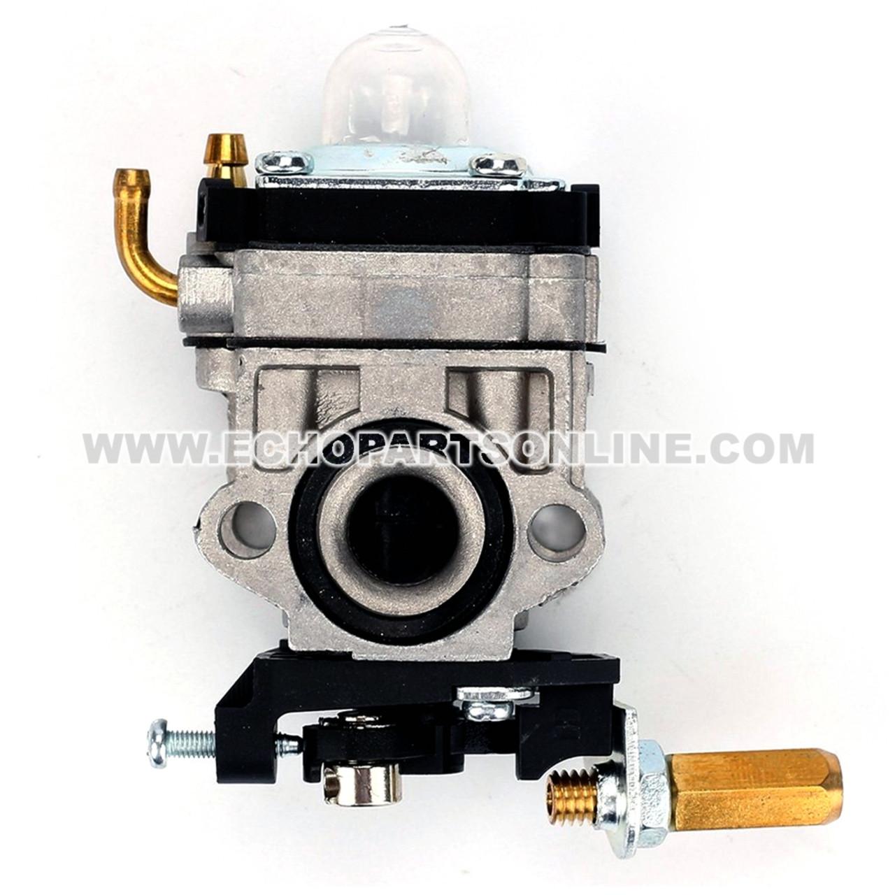 Echo SRM 2601 Carburetor 12300057732 front view