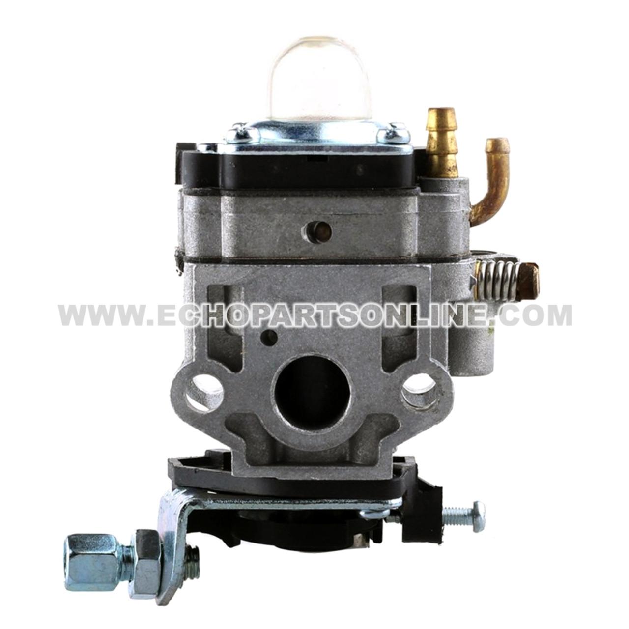 Echo SRM 261T Carburetor A021000700 OEM  back view