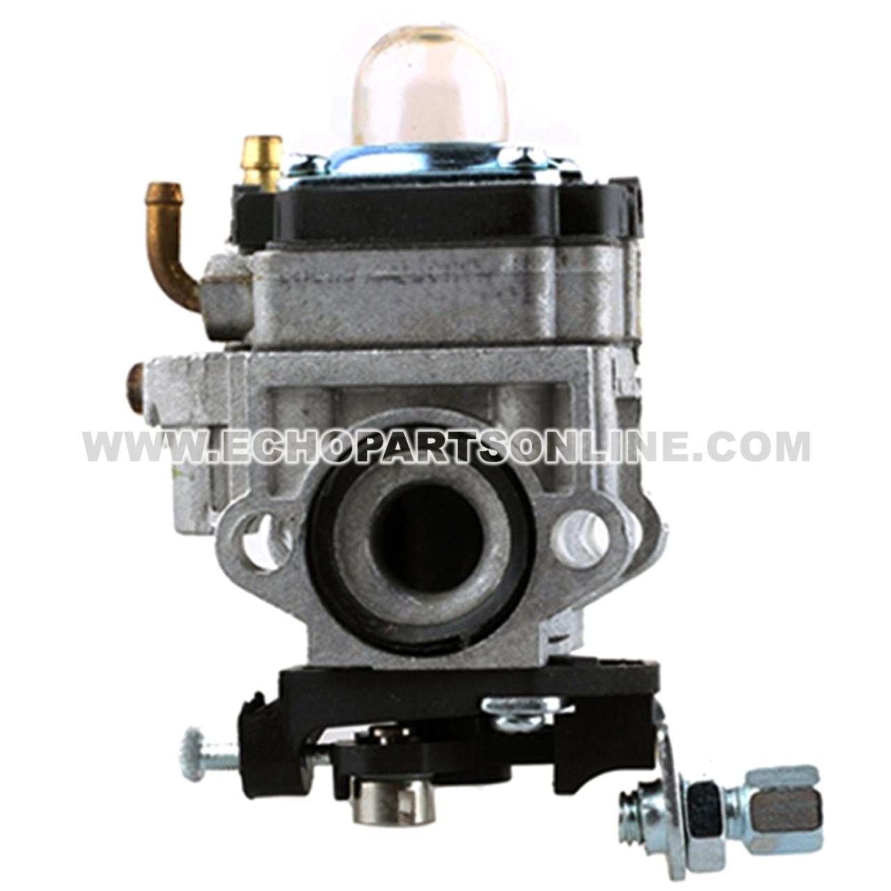 Echo SRM 261T Carburetor A021000700 OEM front view