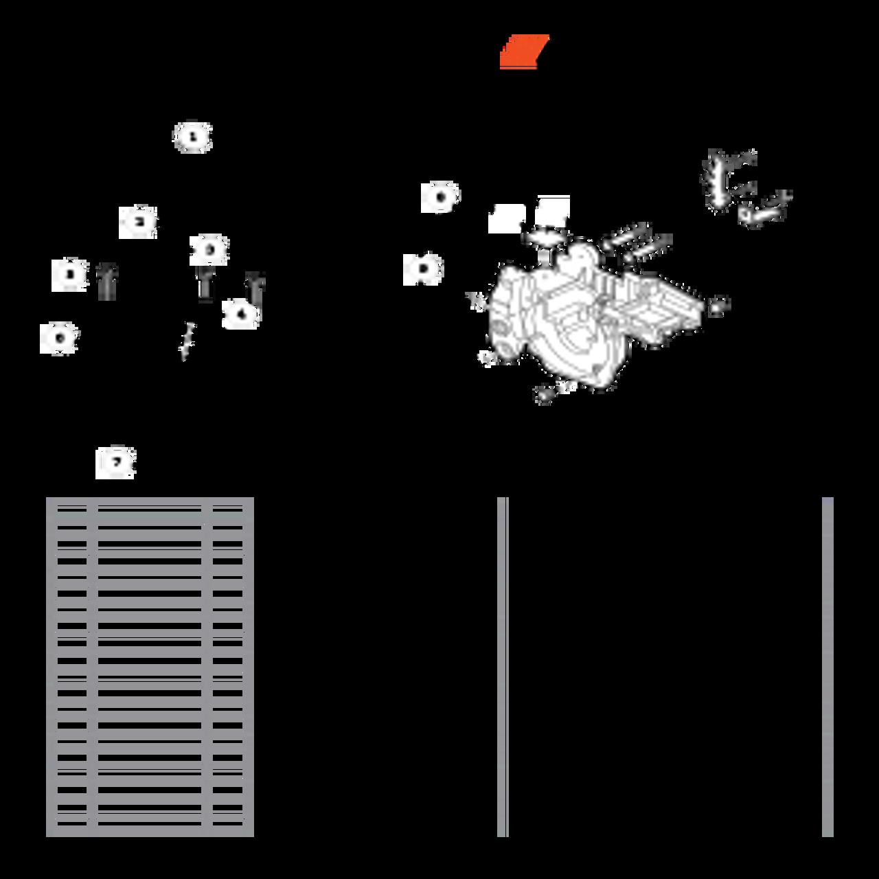 CS-400F SN C27812001001 - C27812999999 - Engine Covers Parts lookup