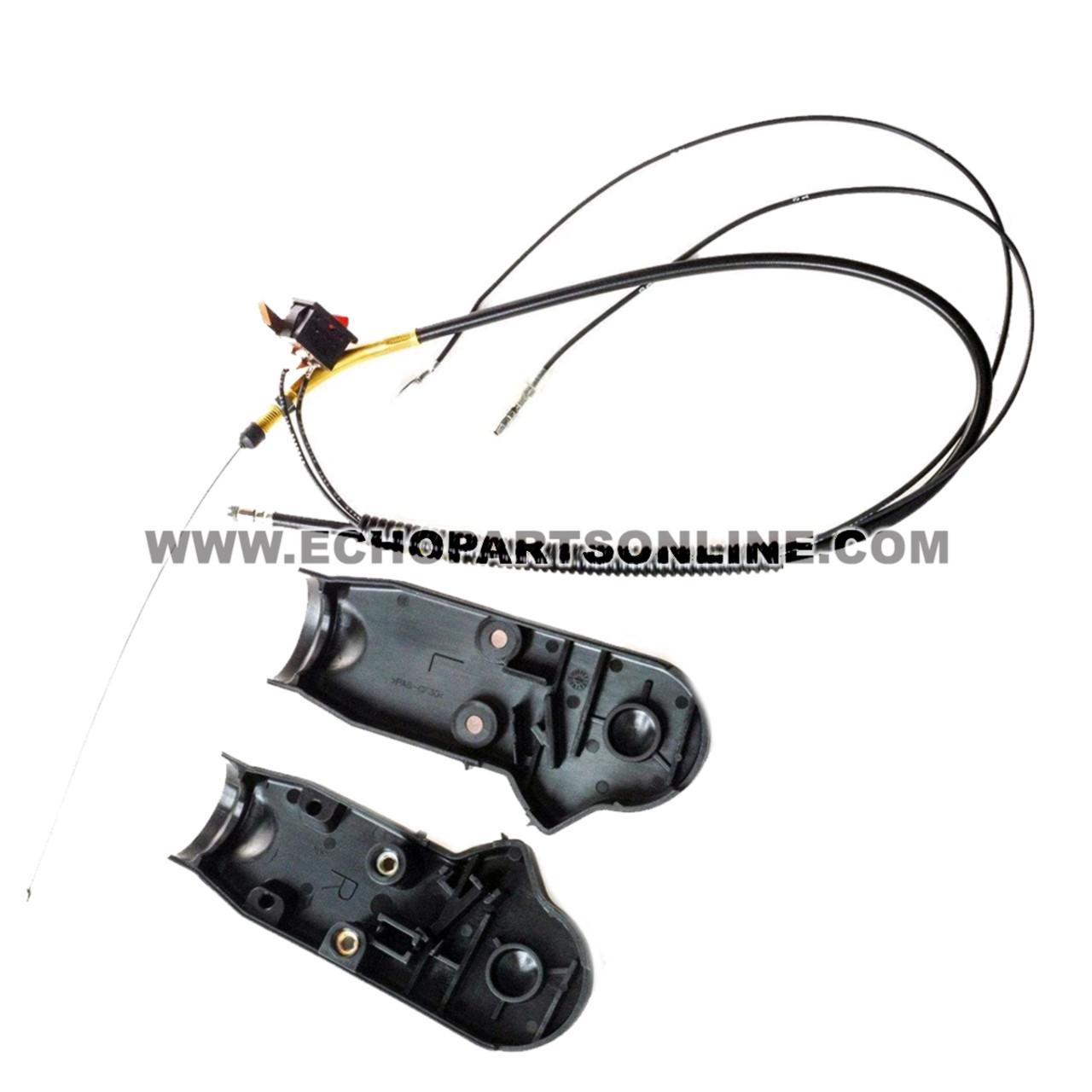 Echo PB 770H Throttle Cable P021052160 OEM