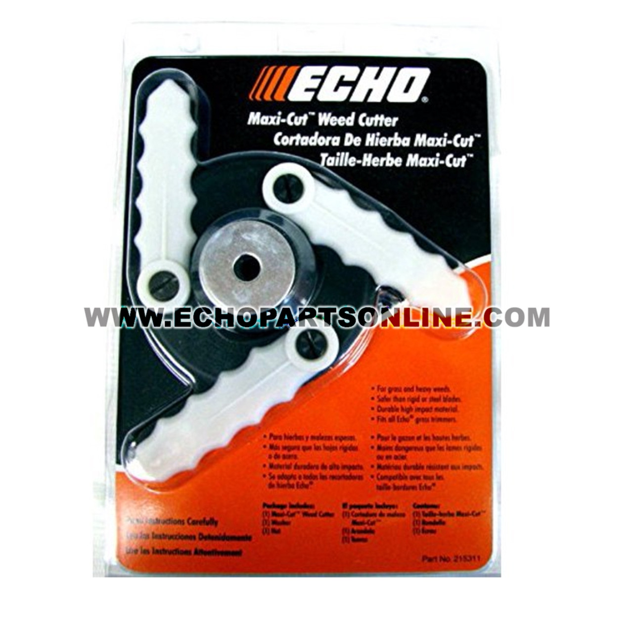 Echo GT 225 Brush Blade 215311 OEM