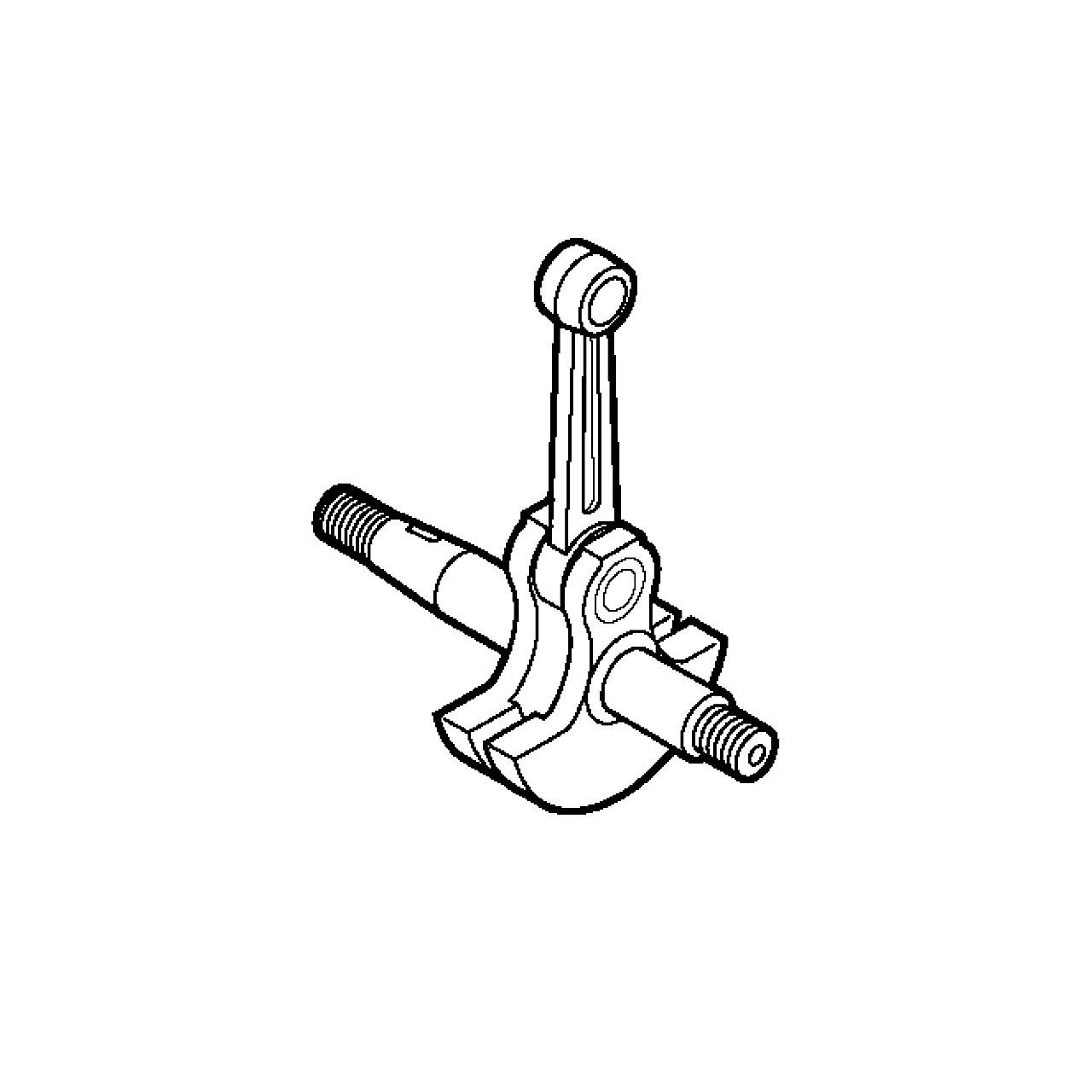 Genuine echo Part PISTON KIT P021010260