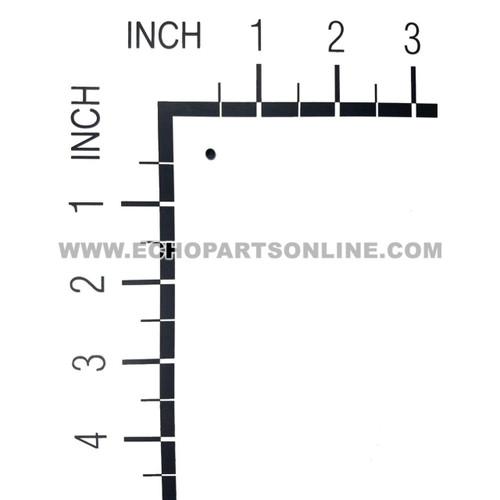 ECHO P005001270 - PLUG HIGH SPEED NEEDLE - Image 2