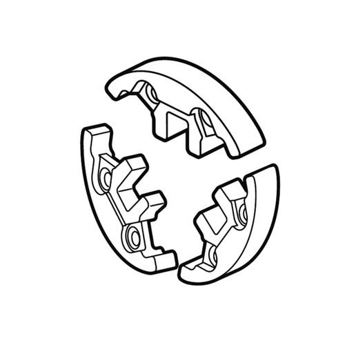 ECHO P021001950 - CLUTCH SHOE ASSY - Image 1