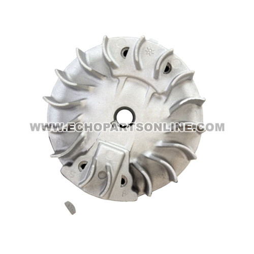 ECHO A409001250 - FLYWHEEL & KEY METAL 250 SER - Image 1