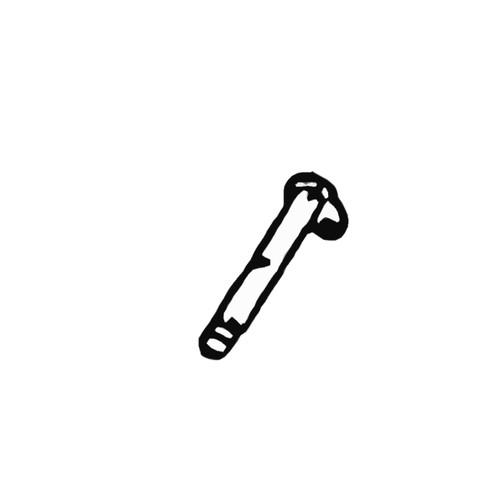 ECHO 12313119830 - CHOKE SHAFT - Image 1