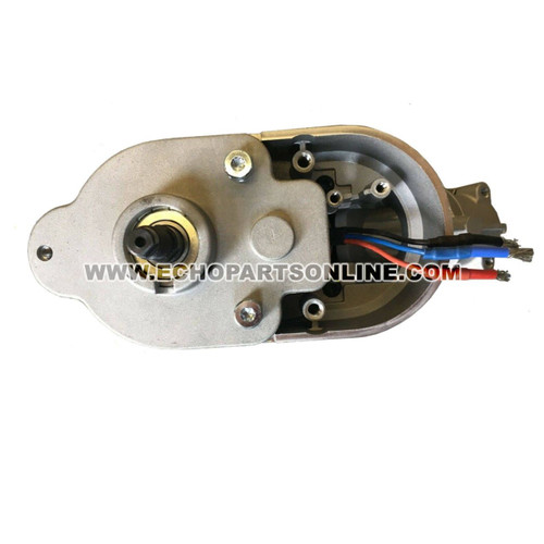 ECHO 205055001 - MOTOR AND GEAR BOX ASSY CDST - Image 2