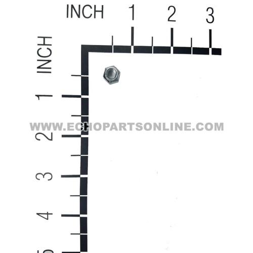 ECHO 43302206460 - NUT LOCK M6X1 - Image 2