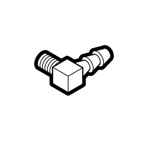 ECHO 43723914730 - NIPPLE - Image 1