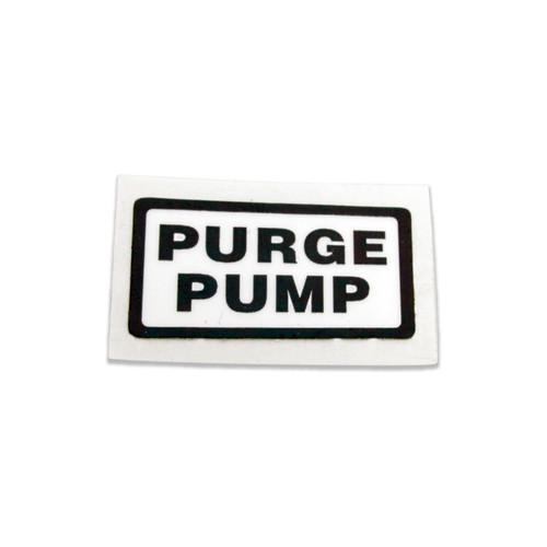 ECHO 89016739230 - LABEL CAUTION - Image 1