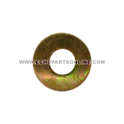 "ECHO 90003500008 - 1/4"" USS FLAT WASHER YELLOW - Image 1"