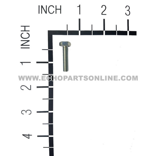 ECHO 90010006025 - BOLT 6 X 25 - Image 2